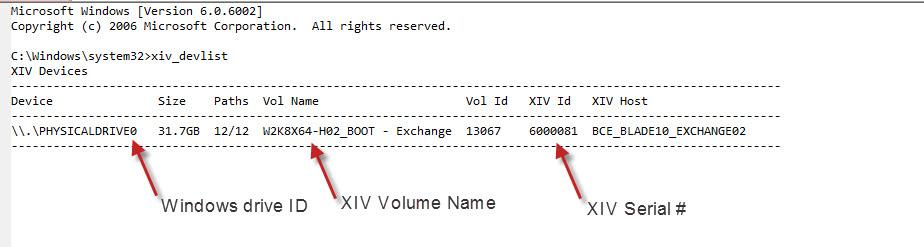 The XIV Host Attachment Kit - Anthony's Blog: Using System Storage