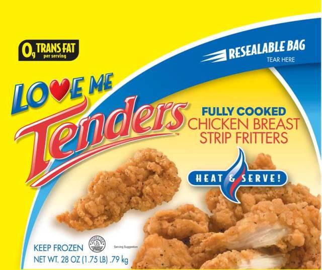 Love Me Tenders